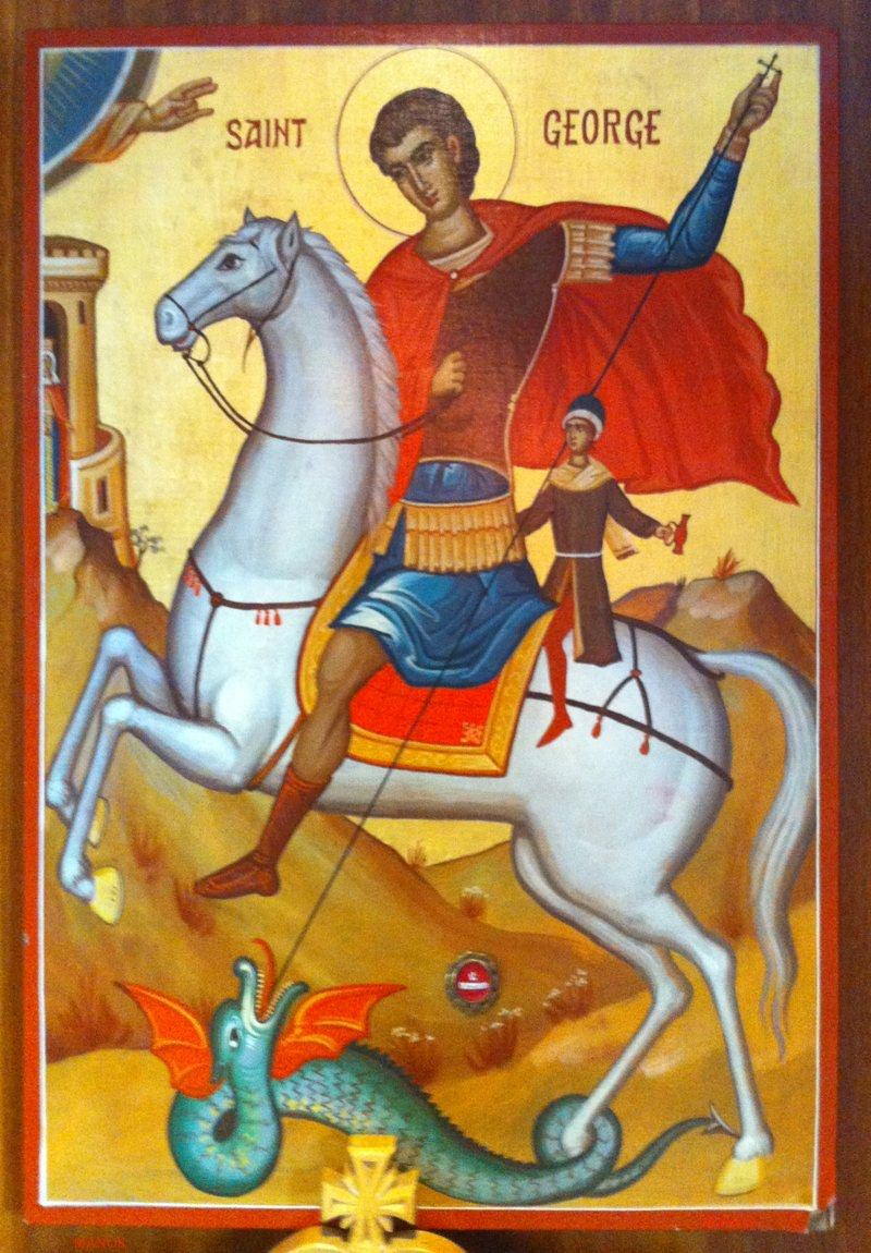 St. George's Witness To the Age of Fraud