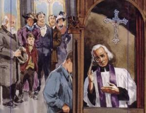 Is it Wrong to Judge a Catholic Parish by the Confession Schedule?