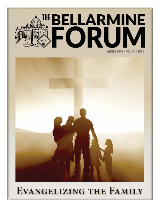 Magazine Evangelizing the Family 2015 Issue 3