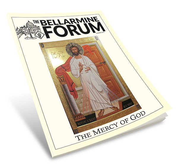 Bellarmine Cover June 2016 The Mercy of God