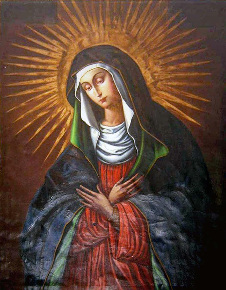 Mary, Gate of Dawn (Ostrama Brama).