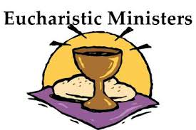 Popular bulletin clip-art promoting the abuse of Extraordinary Ministers