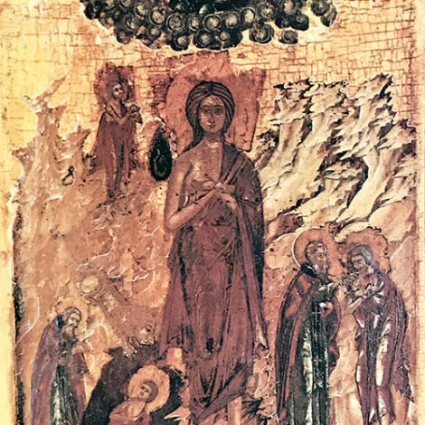 Good Friday Audio:  The Story of St. Mary of Egypt