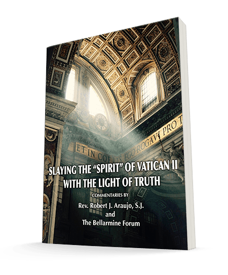 Slaying the Spirit of Vatican II Aroujo Deavel