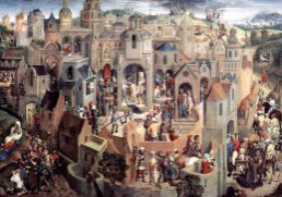Hans Mewling's Passion of Christ